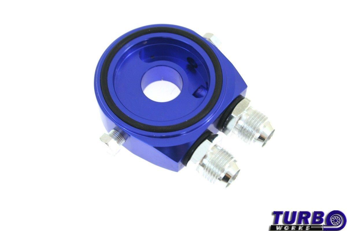 Olajszűrő adapter TurboWorks Kék
